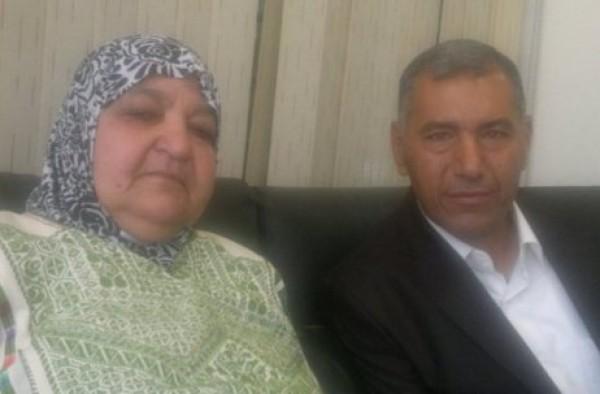 """""""أم ناصر أبو حميد"""".. هي أمي وأنا لست من رحمها بقلم:عبد الناصر فروانة"""