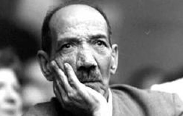 حوار مع الشاعر المصري أحمد رامي (1965)