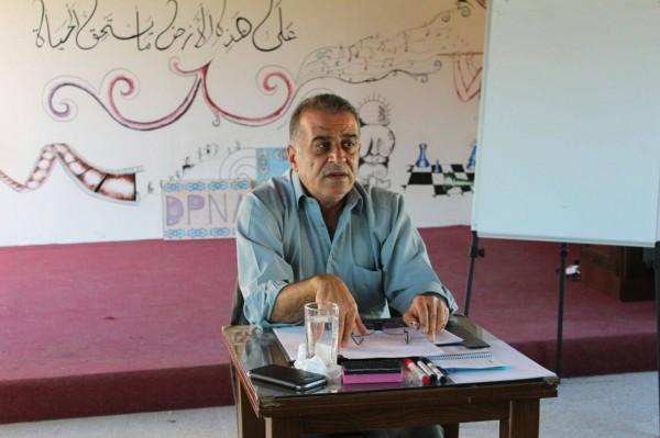 الشاعر محمد علي سرور: فلسطين معلمتي وملهمتي
