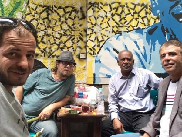 شعراء فلسطينيون ويمنيون وإمارتيون يناقشون الواقع الثقافي العربي في القاهرة