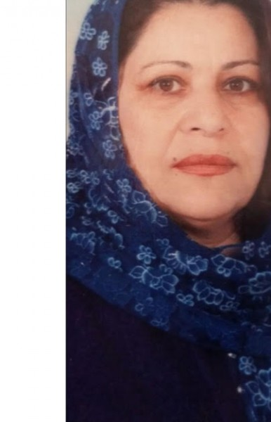 الشاعرة الفلسطينية نجاح داوود:قصائدي يكللها الحزن والدموع مدادها