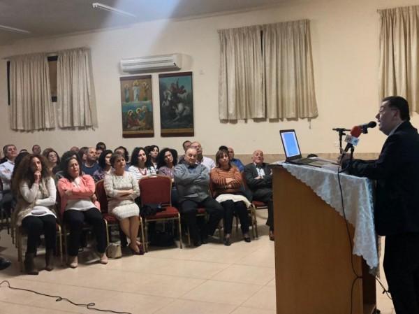 أمسية فيروزية عبلينيّة يُحييها البروفيسور تيسير إلياس!