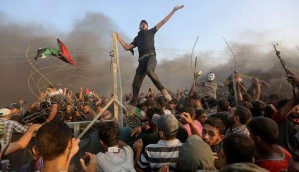 غزة أسقطت صفقة القرن من وسط الحصار والركام بقلم:آمنة الدبش