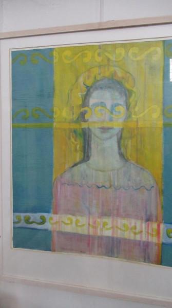 """""""معبد شيخ الفنّانين"""" حول مرسم الفنّان الفلسطيني عبد عابدي"""