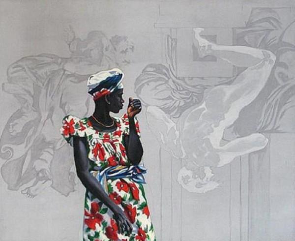الفن التشكيلي العربي  من الجدل الفكري إلى الحيرة والغموض تناقضات الحداثة وما بعدها