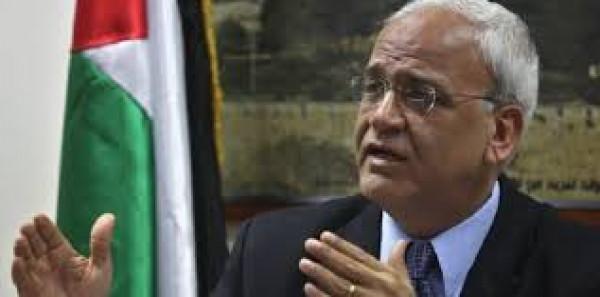 """القائد الدكتور الأخ """"صائب عريقات"""" مناضل ووطن بقلم:د.م. حسام الوحيدي"""