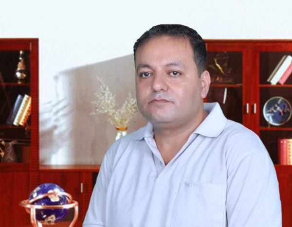 سلطة أحمد بحر بقلم: أشرف صالح