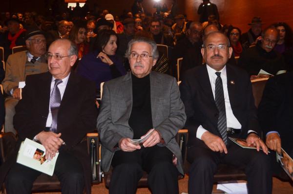 """أسعد عبد الرحمن يشارك في حفل """"جائزة الأركانة العالمية للشعر"""""""
