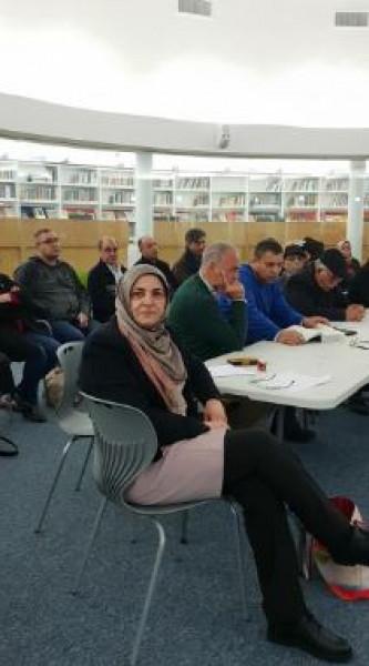 """أمسية وحفل توقيع لكتاب """"موسوعة المفردات غير العربية في العامية الفلسطينية"""""""