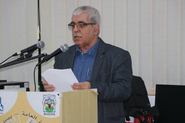 بيت جن تحتضن ببيت الكاتب والمكتبة العامَّة الشّاعر كمال ابراهيم في أمسية تكريميّة