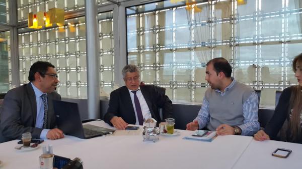 نجاح الصالون الثالث للمنتدى العربي الأوروبي للسينما والمسرح