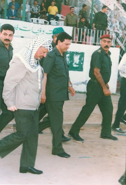 عظماء فلسطينيون خلدهم التاريخ بقلم:هاني مصبح