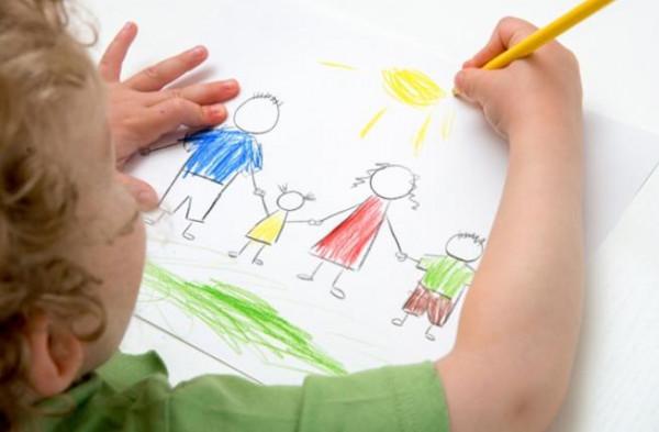 رسومات الاطفال – تحليلها وأهميتها في التنشئة النفسية بقلم عبدالكريم عادل