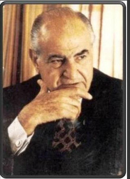 المرحوم رشاد الشوا قائد صنع التاريخ  بقلم:أسامة فلفل