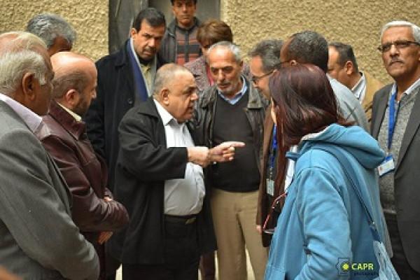 الهيئة العامة للاجئين الفلسطينيين العرب في سوريا بقلم:علي بدوان