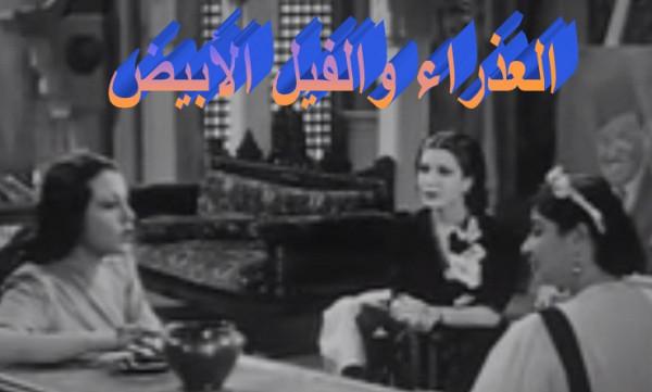 العذراء والفيل الأبيض.. ملحمة العذراء الجميلة والتى أصبحت عاهرة متشردة