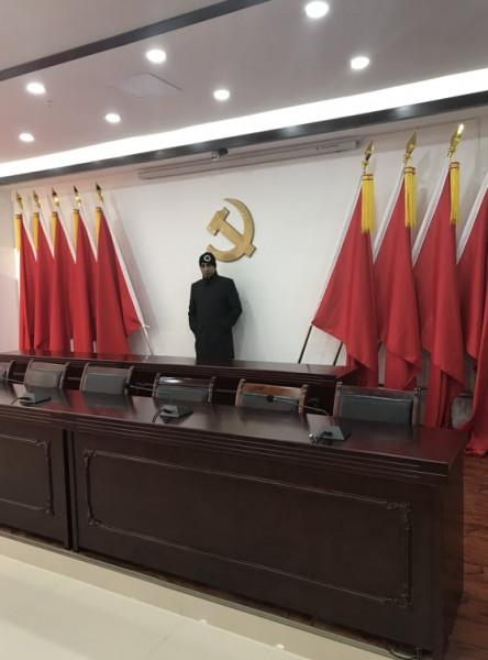 نظرية الحكم والادالرة في الصين بقلم:أسامة أحمد النجار