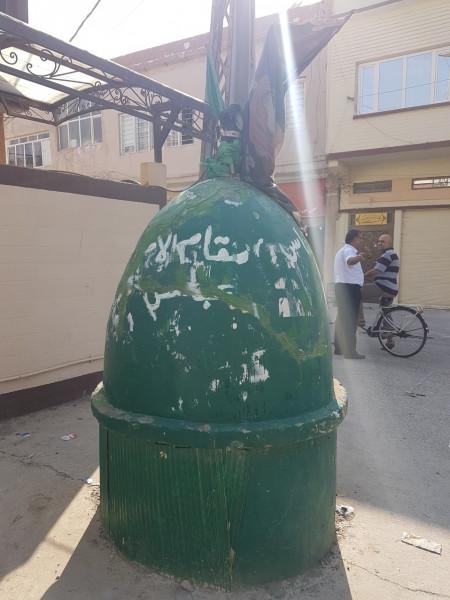 مزار أمام عباس في كركوك بقلم:حسين أبو سعود