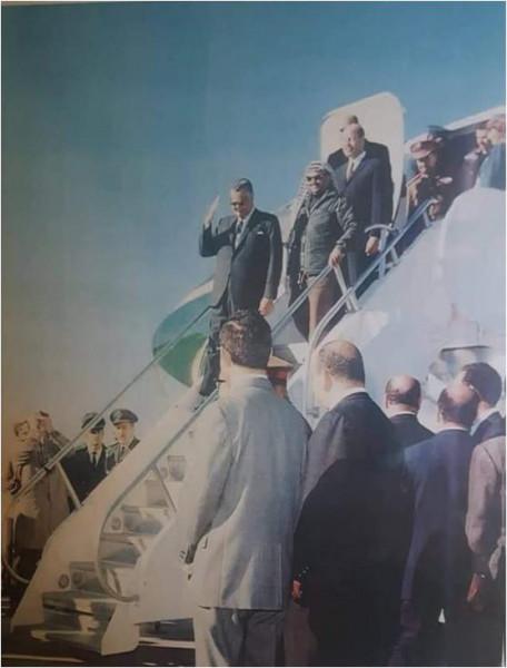 أول وفد رسمي فلسطيني إلى موسكو بقلم:علي بدوان