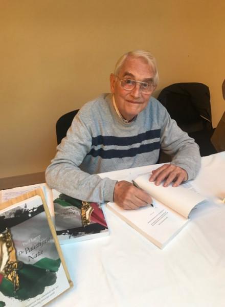 """صدور كتاب """"الأمة الفلسطينية"""" """"De palestijnse Natie"""" للكاتب الهولندي باول لامب"""