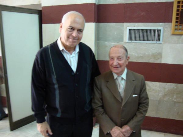 """عرفتهم*:الاستاذ الدكتور """"برهان العابد"""" بقلم: د.غسان شحرور"""