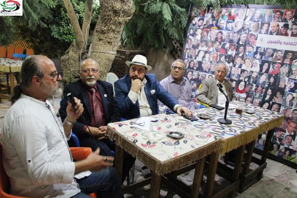 ذاكرة المدن في التشكيل العربي  بقلم: زياد جيوسي