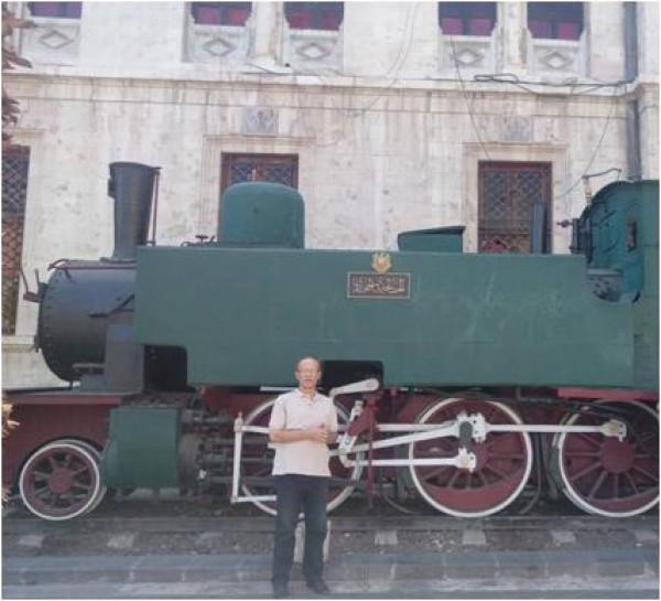 سكة الحديد الحجازية بقلم: علي بدوان
