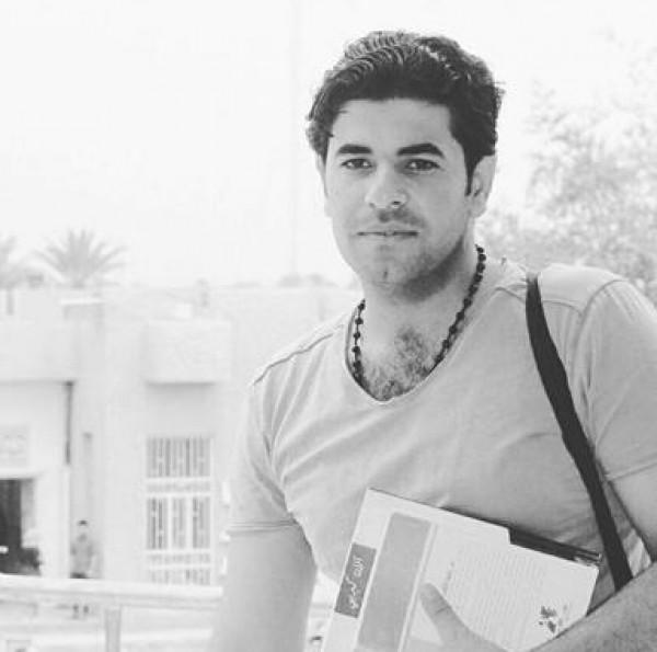 أحمد ضياء: أطلق أحرفي لتأخذ الكون في عباءتها