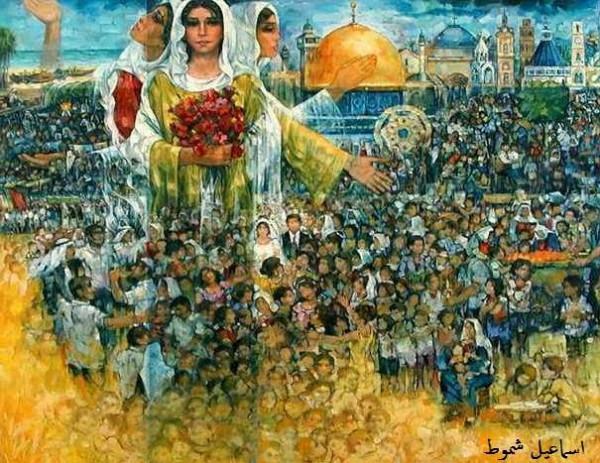 ذاكرة القدس في الفن التشكيلي الفلسطيني بقلم: زياد جيوسي