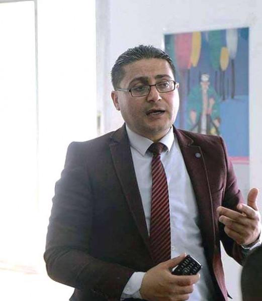 قمرٌ.. وجسد مظلم بقلم: أ. علاء عثمان أبو جحجوح