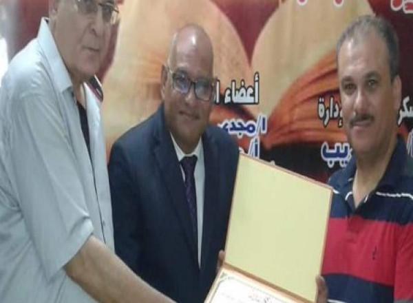حوار مع التربوي الأديب عادل أبو عويشة