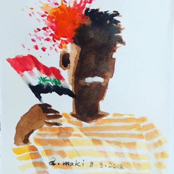 نريد وطن بقلم:عباس داخل حسن