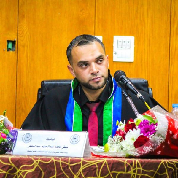 تشرينُ غزّة يناديكم بقلم: معتز عبد العاطي