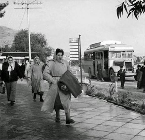 طبريا أثناء هطول المطر شتاء 1938 بقلم:علي بدوان