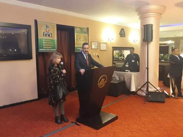 """إطلاق كتاب السيد محمود عباس رئيس دولة فلسطين """"طريق أوسلو"""" باللغة الرومانية"""