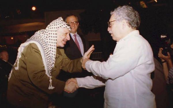 ماركيز وأبو عمار بقلم:علي بدوان