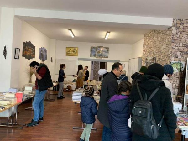 بمشاركة واسعة.. اختتام فعاليات معرض الكتاب العربي في مدينة فوبرتال الألمانية