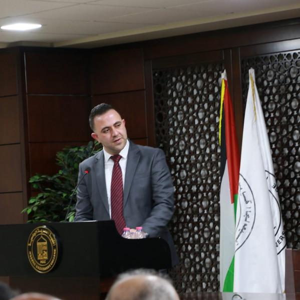 حان وقت الحزم حسب توقيت فلسطين بقلم:خالد محمود الجربي