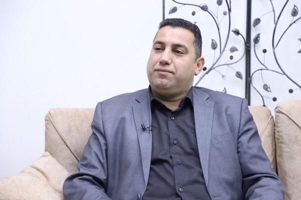 """""""مخطط الضم"""" ومحاولة اختبار صبر الفلسطينيين بقلم : محمد علوش"""