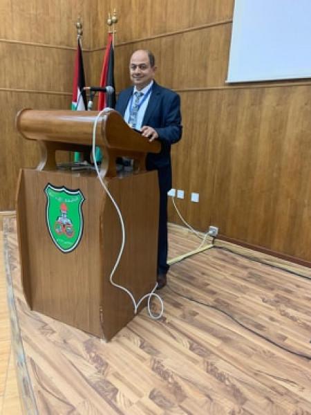 حوار بين الجامعات الفلسطينية في ظل جائحة كورونا بقلم:د.طارق المبروك