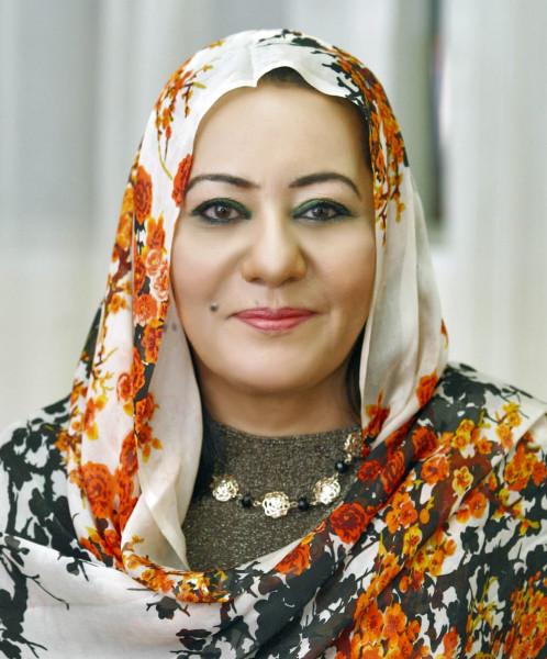 صورة المرأة العربية المشرقة .. أهم من توكل كرمان بقلم:عايدة عبد الحميد