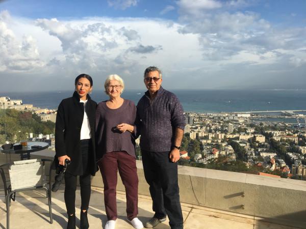 انطباعات الزعتريّة  إيڤا شتّال  في رحلتها إلى فلسطين(حلقة 2)