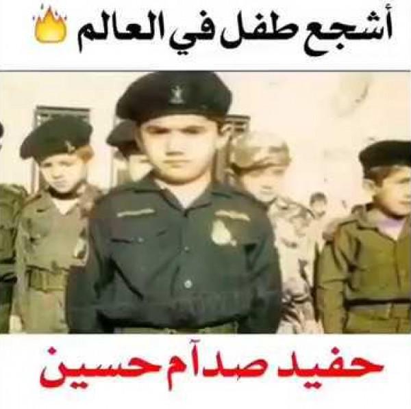 الملاك الأمين والوفيّ لثورة الأباء والجدود  بقلم:ميس الرافدين