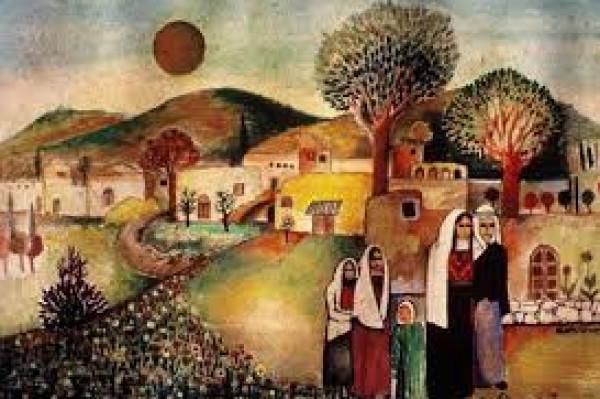 """الفنان التّشكيلي نبيل عناني""""الفنّ مرتبط جذريّاً ببيئته"""""""