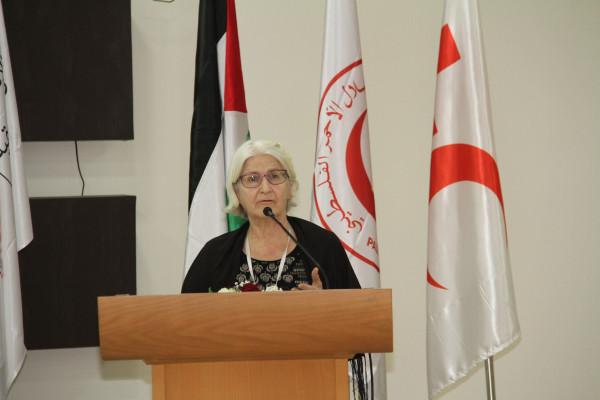 انطباعات الزعتريّة  إيڤا شتّال  في رحلتها إلى فلسطين (10)