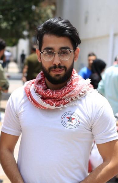 في يوم الشباب العالمي.. الشباب الفلسطيني تحت مقصلة الأزمات بقلم:علي بسام عبد الباقي