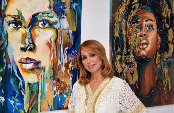 """رواق الفنون محمد علي السعدي بقرطاج يحتفي بابداعات """"نساء 2020"""""""