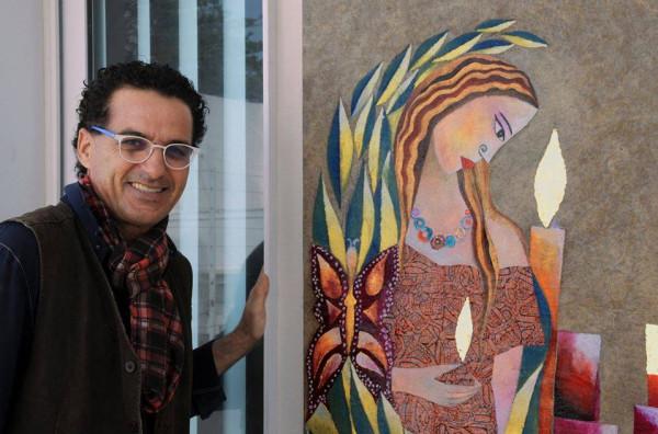 الفنان التشكيلي الطاهر عويدة  تجربة حياة.. و فن
