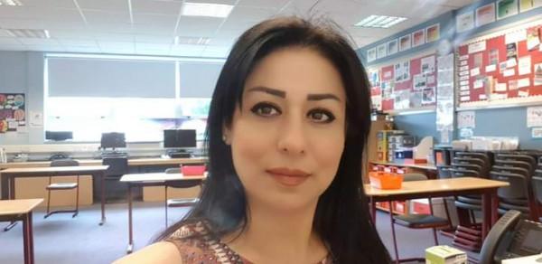 حوار مع الشاعرة السورية رُبا مالك وقاف