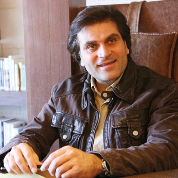 حوار مع النّحّات اللبناني رودي رحمة